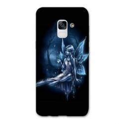 Coque Samsung Galaxy J6 PLUS - J610 Fee Bleu