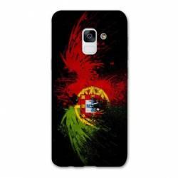 Coque Samsung Galaxy J6 PLUS - J610 Portugal Aigle