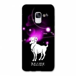 Coque Samsung Galaxy J6 PLUS - J610 signe zodiaque Bélier
