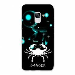 Coque Samsung Galaxy J6 PLUS - J610 signe zodiaque Cancer