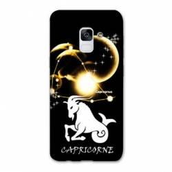Coque Samsung Galaxy J6 PLUS - J610 signe zodiaque Capricorne