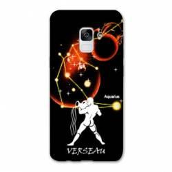 Coque Samsung Galaxy J6 PLUS - J610 signe zodiaque Verseau