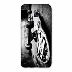 Coque Samsung Galaxy J6 PLUS - J610 Skate Vintage