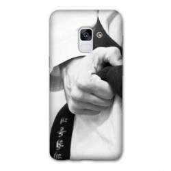Coque Samsung Galaxy J6 PLUS - J610 Judo Kimono