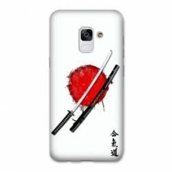 Coque Samsung Galaxy J6 PLUS - J610 Japon épée