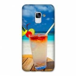 Coque Samsung Galaxy J6 PLUS - J610 Cocktail