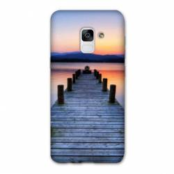 Coque Samsung Galaxy J6 PLUS - J610 Ponton