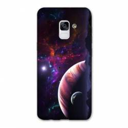 Coque Samsung Galaxy J6 PLUS - J610 Planete rouge