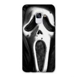Coque Samsung Galaxy J6 PLUS - J610 Scream noir