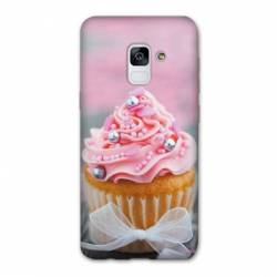 Coque Samsung Galaxy J6 PLUS - J610 Cupcake