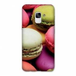 Coque Samsung Galaxy J6 PLUS - J610 Macaron