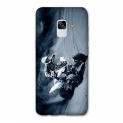 Coque Samsung Galaxy J6 PLUS - J610 Moto Quad
