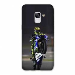 Coque Samsung Galaxy J6 PLUS - J610 Moto Wheeling