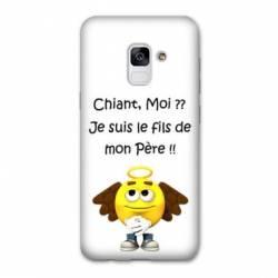 Coque Samsung Galaxy J6 PLUS - J610 Humour Moi chiant