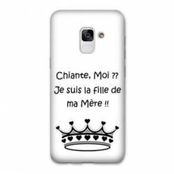 Coque Samsung Galaxy J6 PLUS - J610 Humour Moi chiante