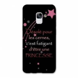Coque Samsung Galaxy J6 PLUS - J610 Humour princesse