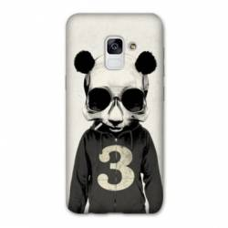 Coque Samsung Galaxy J6 PLUS - J610 Decale Panda