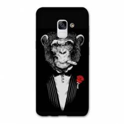 Coque Samsung Galaxy J6 PLUS - J610 Decale Mafia