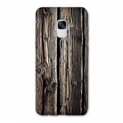 Coque Samsung Galaxy J6 PLUS - J610 Texture bois