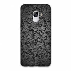 Coque Samsung Galaxy J6 PLUS - J610 Texture velours