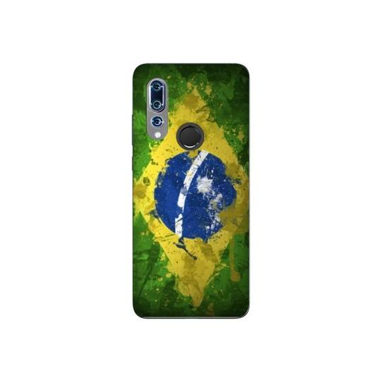 Coque Wiko View 3 Bresil texture