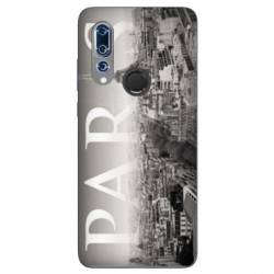 Coque Wiko View 3 France Paris Vintage