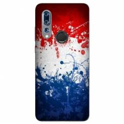 Coque Wiko View 3 France Eclaboussure