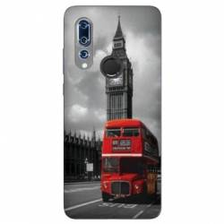 Coque Wiko View 3 Angleterre London Bus