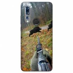 Coque Wiko View 3 chasse Vision Tir
