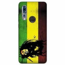 Coque Wiko View 3 Bob Marley Drapeau