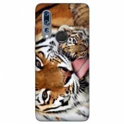 Coque Wiko View 3 bebe tigre