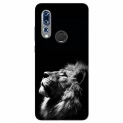 Coque Wiko View 3 roi lion