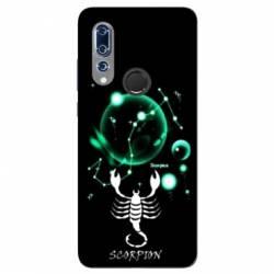 Coque Wiko View 3 signe zodiaque Scorpion