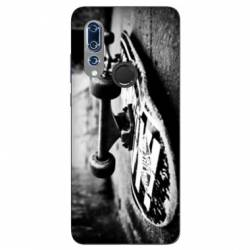 Coque Wiko View 3 Skate Vintage