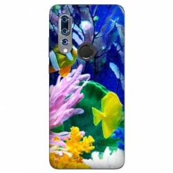 Coque Wiko View 3 Fond marin