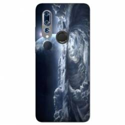 Coque Wiko View 3 Tunnel nuageux