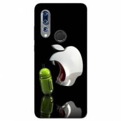 Coque Wiko View 3 Pomme dent