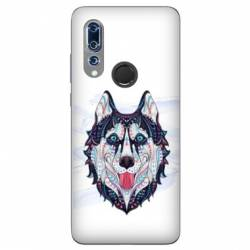 Coque Wiko View 3 Ethniques Husky Color