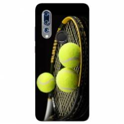 Coque Wiko View 3 Tennis Balls