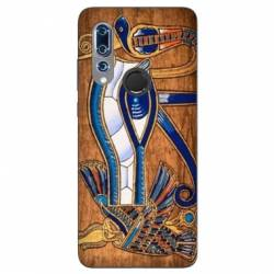 Coque Wiko View 3 Egypte Papyrus