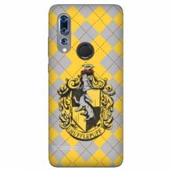Coque Wiko View 3 WB License harry potter ecole Hufflepuff