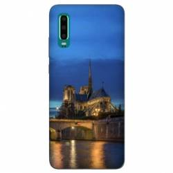 Coque Samsung Galaxy Note 10 France Notre Dame Paris night