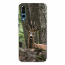 Coque Samsung Galaxy Note 10 chasse chevreuil Bois