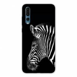 Coque Samsung Galaxy Note 10 savane Zebra
