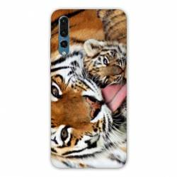 Coque Samsung Galaxy Note 10 bebe tigre