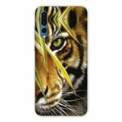 Coque Samsung Galaxy Note 10 œil tigre