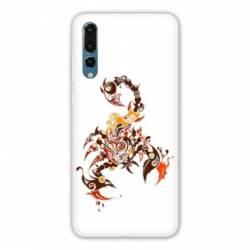 Coque Samsung Galaxy Note 10 scorpion