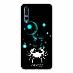Coque Samsung Galaxy Note 10 signe zodiaque Cancer