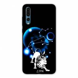 Coque Samsung Galaxy Note 10 signe zodiaque Lion