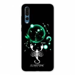 Coque Samsung Galaxy Note 10 signe zodiaque Scorpion